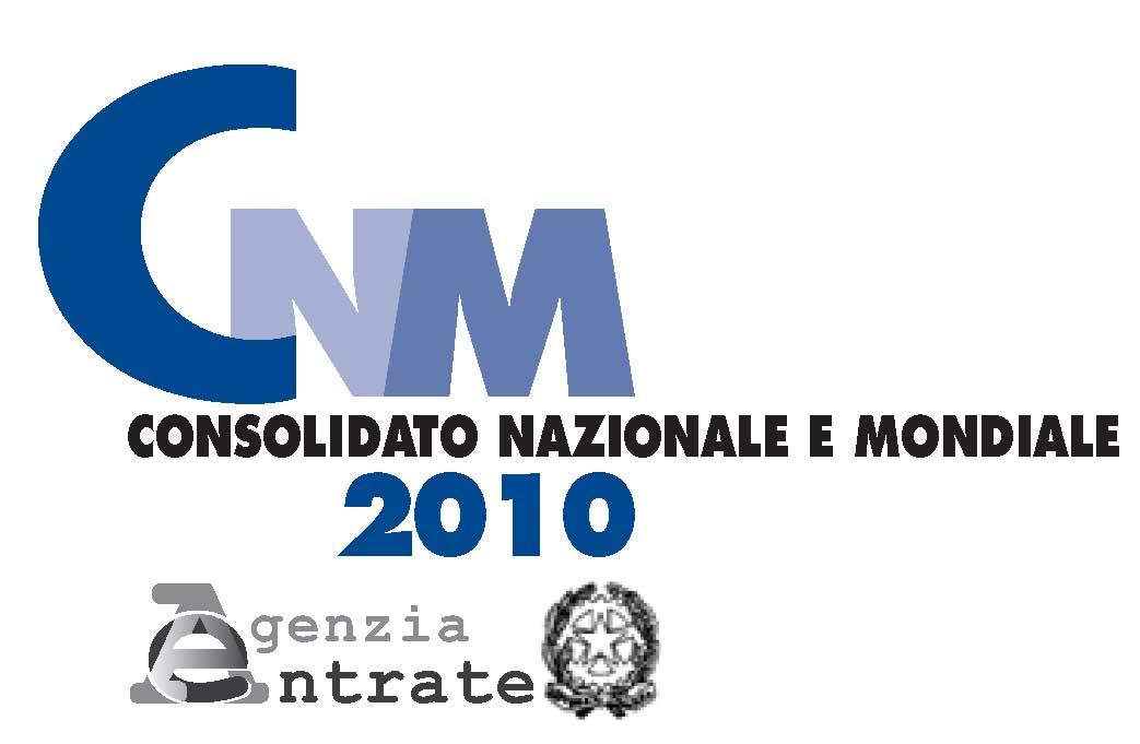 logo consolidato nazionale mondiale 2009