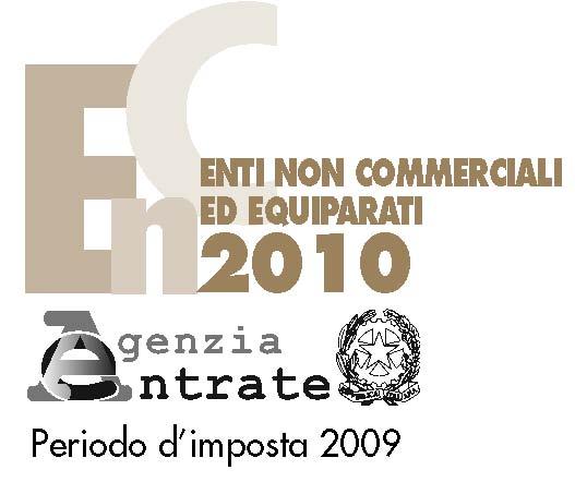 logo unico enti 2009